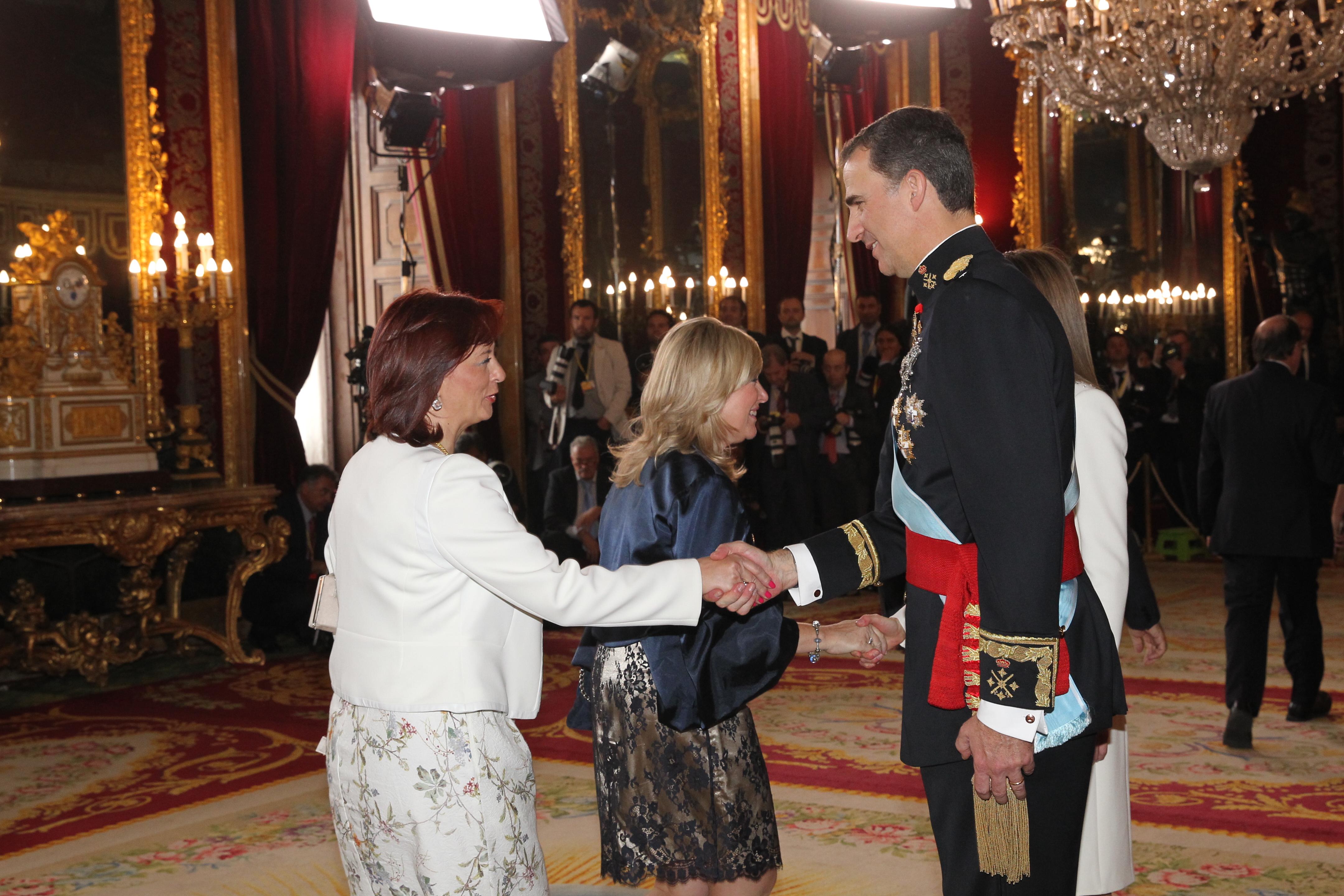 Proclamación Rey Felipe VI